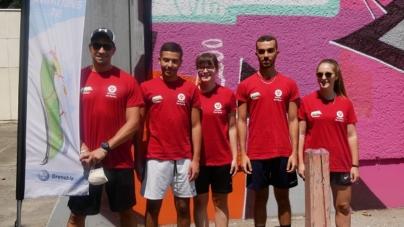 [Vidéo] La Caravane du Sport a pris ses quartiers d'été