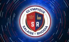 L'Olympique Salaise Rhodia dévoile son nouveau logo