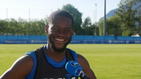 [Conf de presse] Jordy Gaspar après GF38 – Niort