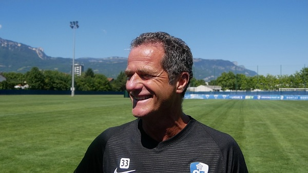 [Conférence de presse] Philippe Hinschberger avant GF38 – Chambly