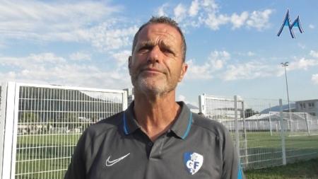 Philippe Hinschberger (GF38) : «On affiche des progrès mais on ne va pas s'enflammer»