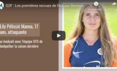 D2F : Les premières recrues de l'équipe féminine du GF38 en images
