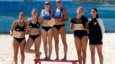 Beach Volley – De nouveaux champions régionaux en Auvergne Rhône-Alpes