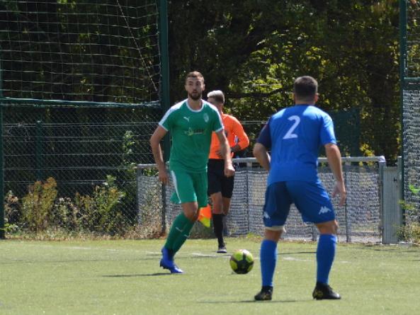 [En Bref] Le groupe de l'AC Seyssinet face au FC Lyon