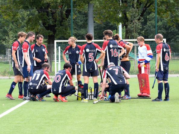 [Communiqué] Première victoire pour le Hockey Club Grenoble
