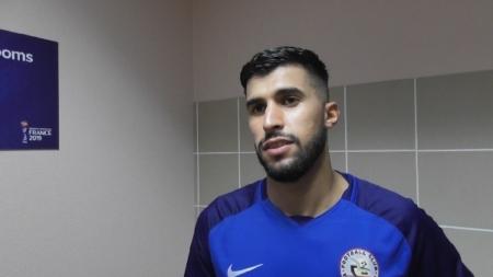 Nicolas Chiariglione (FC Échirolles) : «C'est bon pour la confiance»