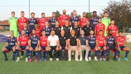 [Communiqué] Présentation d'avant match – Olympique Salaise Rhodia vs Clermont Saint Jacques