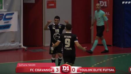 FC Chavanoz – Toulon : le résumé vidéo