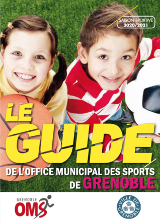 L'OMS de Grenoble relance son Guide des Sports
