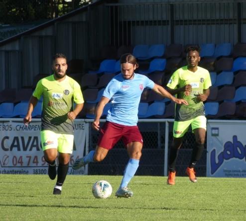 [National 3] Le FC Bourgoin-Jallieu prend les commandes