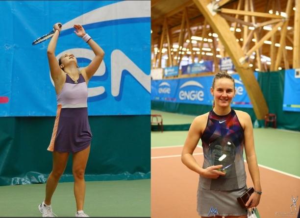 [Roland Garros] Les anciennes lauréates de l'Open de l'Isère en évidence