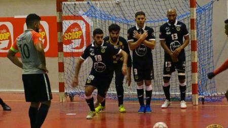 [Futsal] Le FC Chavanoz n'a rien pu faire