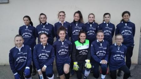 Le FC Sud Isère logiquement défait