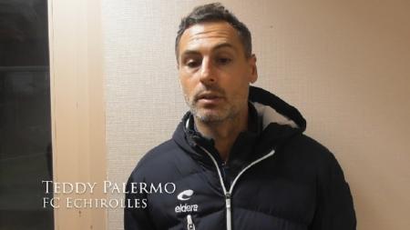 Teddy Palermo (FC Echirolles) «On a su tenir»