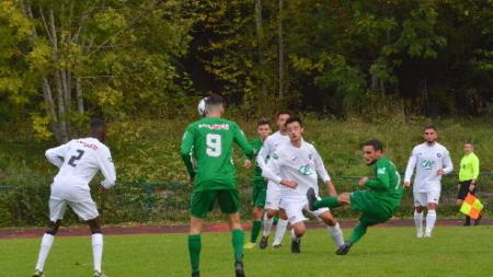 AC Seyssinet – Limonest Saint-Didier B (0-1) : le résumé vidéo