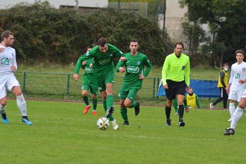 [Régional 1] Première défaite de la saison pour l'AC Seyssinet