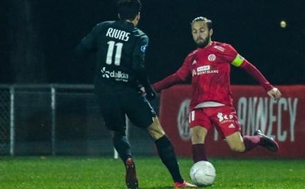 FC Annecy – SC Lyon (1-1) en photos