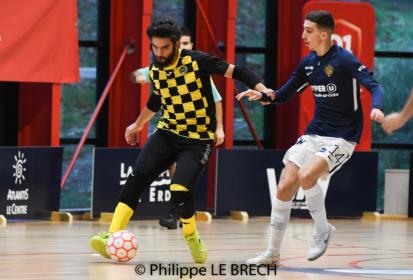 FFF : une aide de 12 500 euros aux clubs de D1 Futsal
