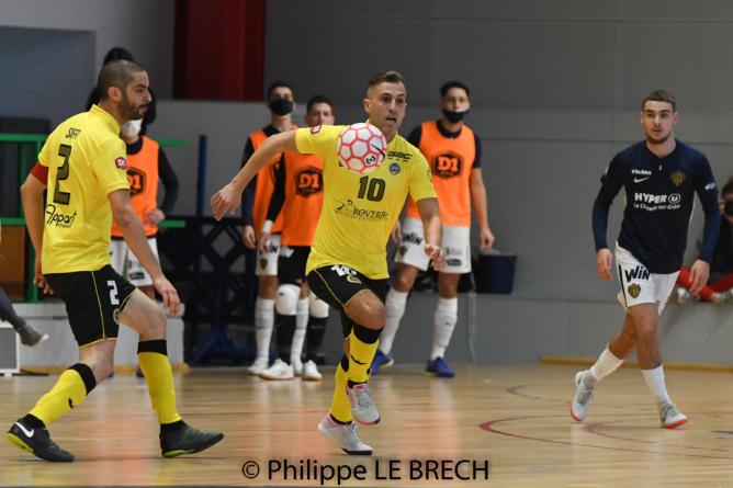 Les clubs de D1 Futsal grands oubliés des aides fédérales