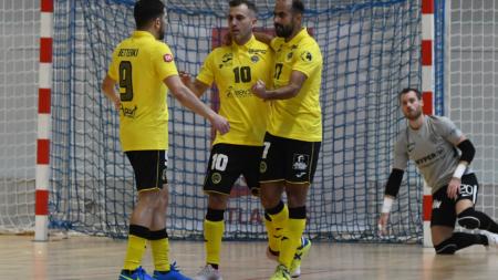 [Futsal D1) Chavanoz tient sa première victoire !