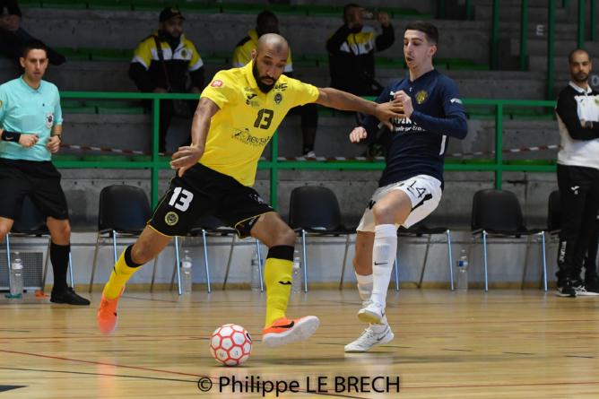 [Futsal D1] Chavanoz défait à Nantes