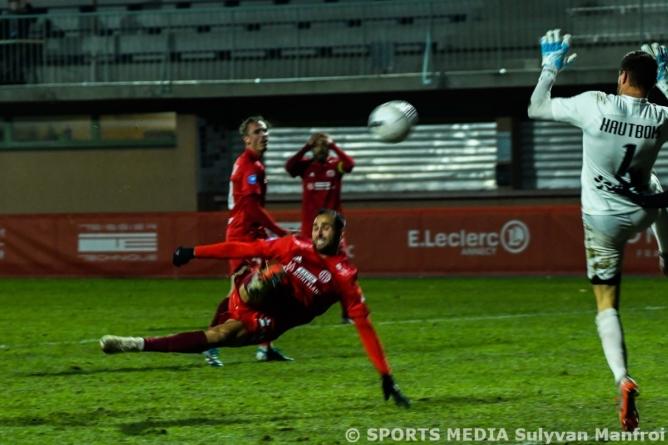 [Coupe de France] Le FC Annecy passe en seconde à Bourgoin