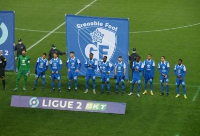 Le GF38 est 2e de Ligue 2 !