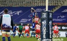 FC Grenoble – Soyaux Angoulême (25-20) : le résumé vidéo