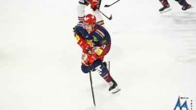 [BDL] Alexandre Texier retourne en NHL