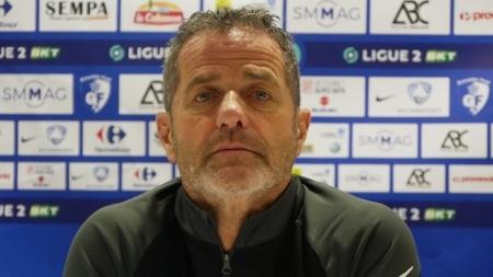 Philippe Hinschberger (GF38) : «On ne peut pas s'interdire de rêver»