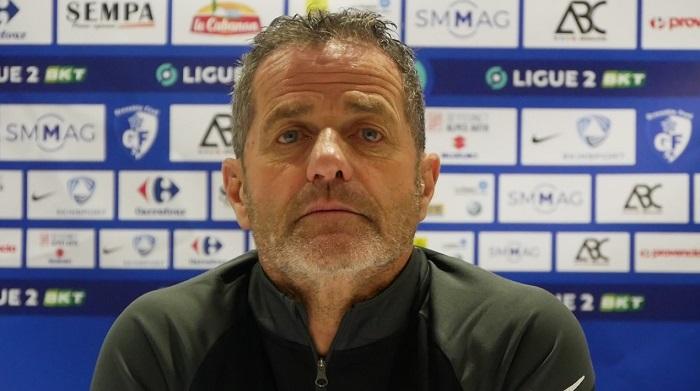 Philippe Hinschberger (GF38) : «On est arbitré comme des vauriens»