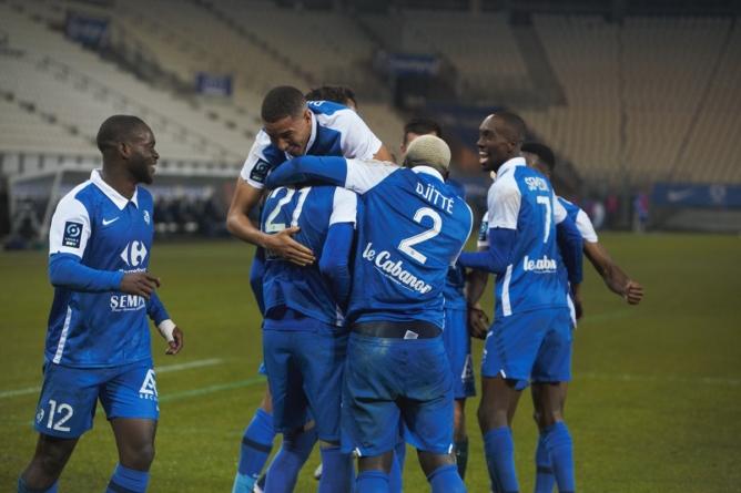 GF38 : Les top stats après la 19e journée de Ligue 2