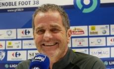 [Conf de presse] Philippe Hinschberger après GF38 – Niort