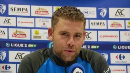 [Conférence de presse] Yoric Ravet avant Toulouse – GF38