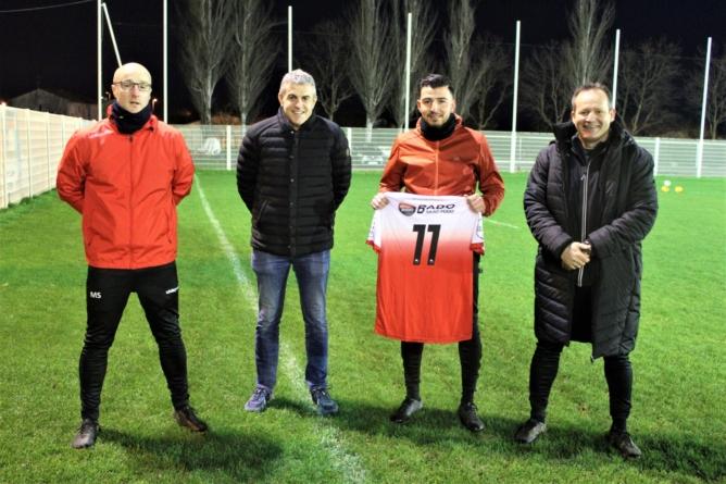 [Mercato] Un joueur de Salaise Rhodia rejoint l'Olympique de Valence