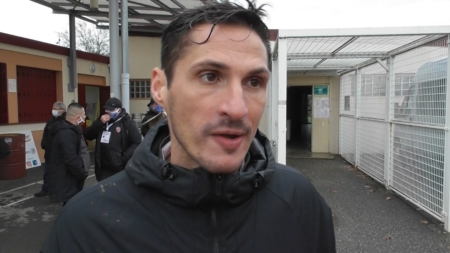 Jérémy Clément (FC Bourgoin-Jallieu) : «Rien à reprocher aux joueurs»