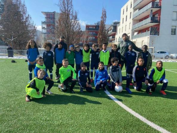 Le Futsal des Géants ne se laisse pas abattre