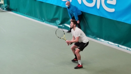 [Tennis] Lucas Poullain lauréat de la 3e édition du Trophée de la Ville de Grenoble