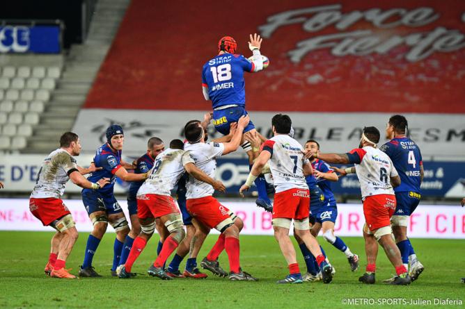 Le FC Grenoble s'incline à Biarritz