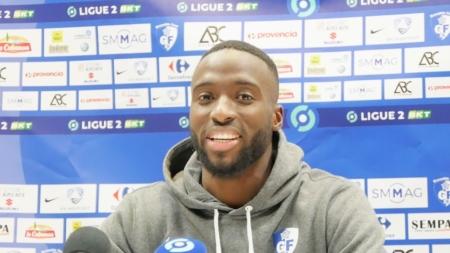 [Conférence de presse] Harouna Abou Demba après GF38 – Guingamp