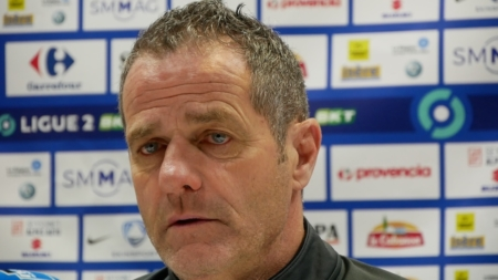 [Conf de presse] Philippe Hinschberger avant GF38 – Pau