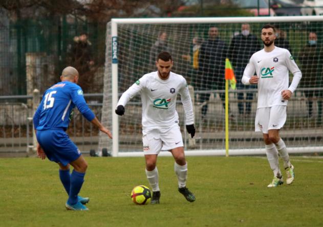 [Régional 1] AC Seyssinet : le groupe contre le FC Lyon