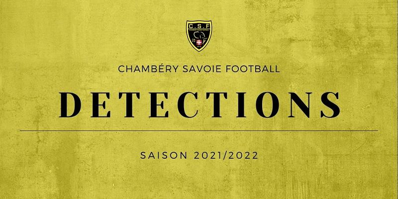[Football] Le Chambéry SF organise des détections pour les catégories U16 et U18