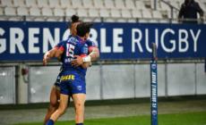 FC Grenoble : le XV de départ face à Montauban