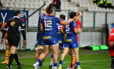 FC Grenoble : le XV de départ face à Valence Romans