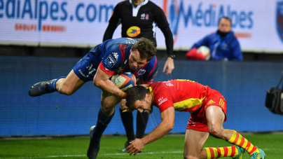 FC Grenoble – RC Vannes reporté au lundi 10 mai