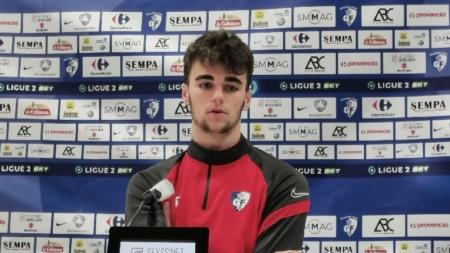 [Conf de presse] Paul Bourdelle avant Le Havre – GF38