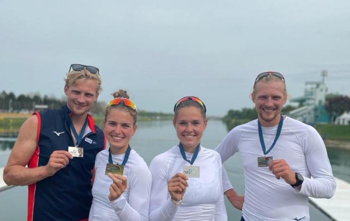 [Aviron] Quatre rameurs grenoblois qualifiés pour les Jeux Olympiques