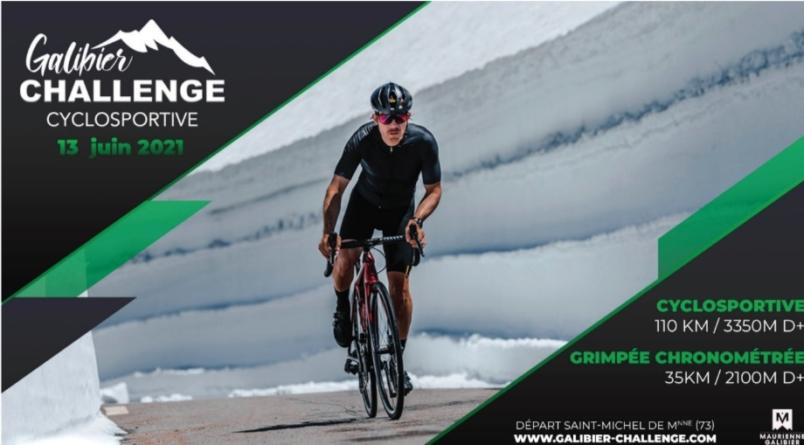 [Communiqué] 1ère édition du Galibier Challenge le 13 juin prochain
