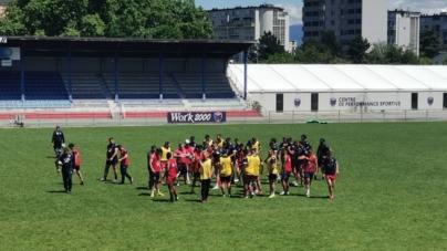 Un FCG «remonté à bloc» avant son déplacement à Biarritz en quart de finale de Pro D2